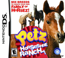 Petz - Horseshoe Ranch DS coverS (CP8E)