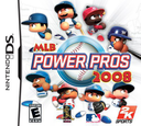 MLB Power Pros 2008 DS coverS (CPPE)