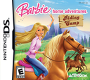 Barbie Horse Adventures - Riding Camp DS coverS (CSCE)