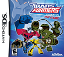 Transformers Animated - The Game DS coverS (CTFE)