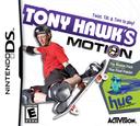 Tony Hawk's Motion DS coverS (CTWE)