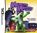 Monster Mayhem - Build and Battle DS coverS (CVNE)