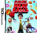 Cloudy with a Chance of Meatballs DS coverS (CZAE)