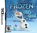 Disney Frozen - Olaf's Quest DS coverS (TFBE)