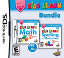 Kids Learn - Math and Spelling Bundle DS coverS (TKLE)