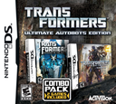 Transformers - Ultimate Autobots Edition DS coverS (TLKE)