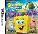SpongeBob SquarePants - Plankton's Robotic Revenge DS coverS (TLUE)