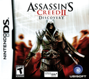 Assassin's Creed II - Discovery DS coverS (VACE)