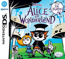 Alice in Wonderland DS coverS (VALE)