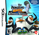 The Penguins of Madagascar - Dr. Blowhole Returns Again! DS coverS (VP9E)