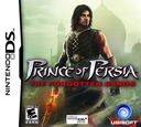 Prince of Persia - The Forgotten Sands DS coverS (VPPE)