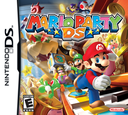 Mario Party DS (Demo) DS coverS (Y4YE)