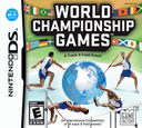 World Championship Games - A Track & Field Event DS coverS (YA8E)