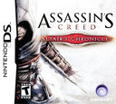 Assassin's Creed - Altaïr's Chronicles DS coverS (YAHE)