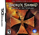 Broken Sword - Shadow of the Templars - The Director's Cut DS coverS (YB7E)