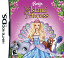 Barbie as the Island Princess DS coverS (YBPE)