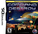 Command and Destroy DS coverS (YC5E)