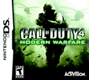 Call of Duty 4 - Modern Warfare DS coverS (YCOE)