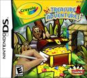 Crayola Treasure Adventures DS coverS (YCYE)