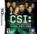 CSI - Crime Scene Investigation - Dark Motives DS coverS (YDME)