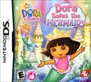 Dora the Explorer - Dora Saves the Mermaids DS coverS (YDRE)