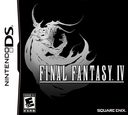 Final Fantasy IV DS coverS (YF4E)