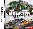 Monster Jam DS coverS (YMOE)
