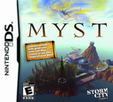 Myst DS coverS (YMYE)