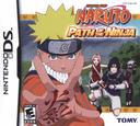 Naruto - Path of the Ninja DS coverS (YN5E)