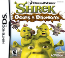 Shrek - Ogres & Dronkeys DS coverS (YQ3E)