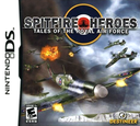 Spitfire Heroes - Tales of the Royal Air Force DS coverS (YRAE)