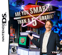Are You Smarter than a 5th Grader DS coverS (YS5E)
