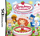 Strawberry Shortcake - The Four Seasons Cake DS coverS (YSXE)