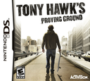 Tony Hawk's Proving Ground DS coverS (YT9E)
