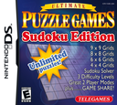 Ultimate Puzzle Games - Sudoku Edition DS coverS (YUSE)