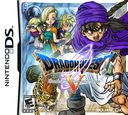 Dragon Quest V - Hand of the Heavenly Bride DS coverS (YV5E)