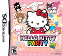 Hello Kitty - Party DS coverS (YW3E)
