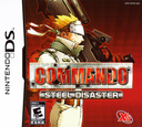 Commando - Steel Disaster DS coverS (YW7E)