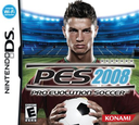 Pro Evolution Soccer 2008 DS coverS (YW8E)