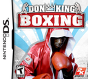 Don King Boxing DS coverS (YWKE)