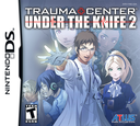 Trauma Center - Under the Knife 2 DS coverS (YYKE)