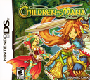 Children of Mana DS coverS (ASEE)
