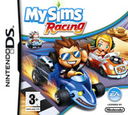 MySims - Racing DS coverS2 (CQRP)