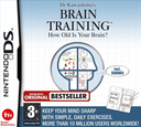 Dr Kawashima's Brain Training - How Old Is Your Brain DS coverSB (ANDP)