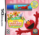 Sesame Street - Elmo's A-to-Zoo Adventure - The Videogame DS coverSB (BERE)