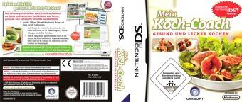 Mein Koch-Coach - Gesund und Lecker Kochen DS cover (VCKD)