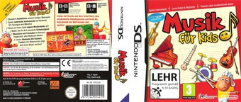 Music for Kids DS cover (VM4P)