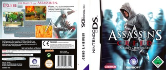 Assassin's Creed - Altaïr's Chronicles DS cover (YAHP)