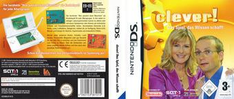 Clever! - Das Spiel, das Wissen Schafft DS cover (YJVD)
