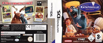Ratatouille DS cover (ALWD)